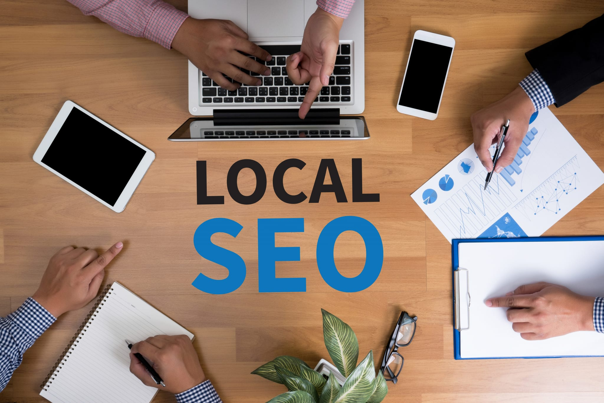 Our services include local SEO Onsite and Offsite Services are available
